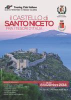 Convegno: Tesoro Italia – Il patrimonio negato - il CASTELLO di Santo Niceto fra i Tesori d'Italia