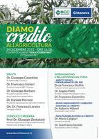 """EVENTO """" DIAMO CREDITO ALL'AGRICOLTURA"""""""