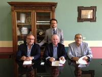 Sottoscritto un accordo di programma per la realizzazione di interventi atti a prevenire fenomeni di dissesto idrogeologico con il Comune di Calanna