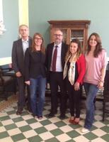 Verduci ha incontrato gli esperti di Confindustria Digital